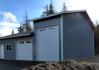 28B. Garage, RV storage and shop