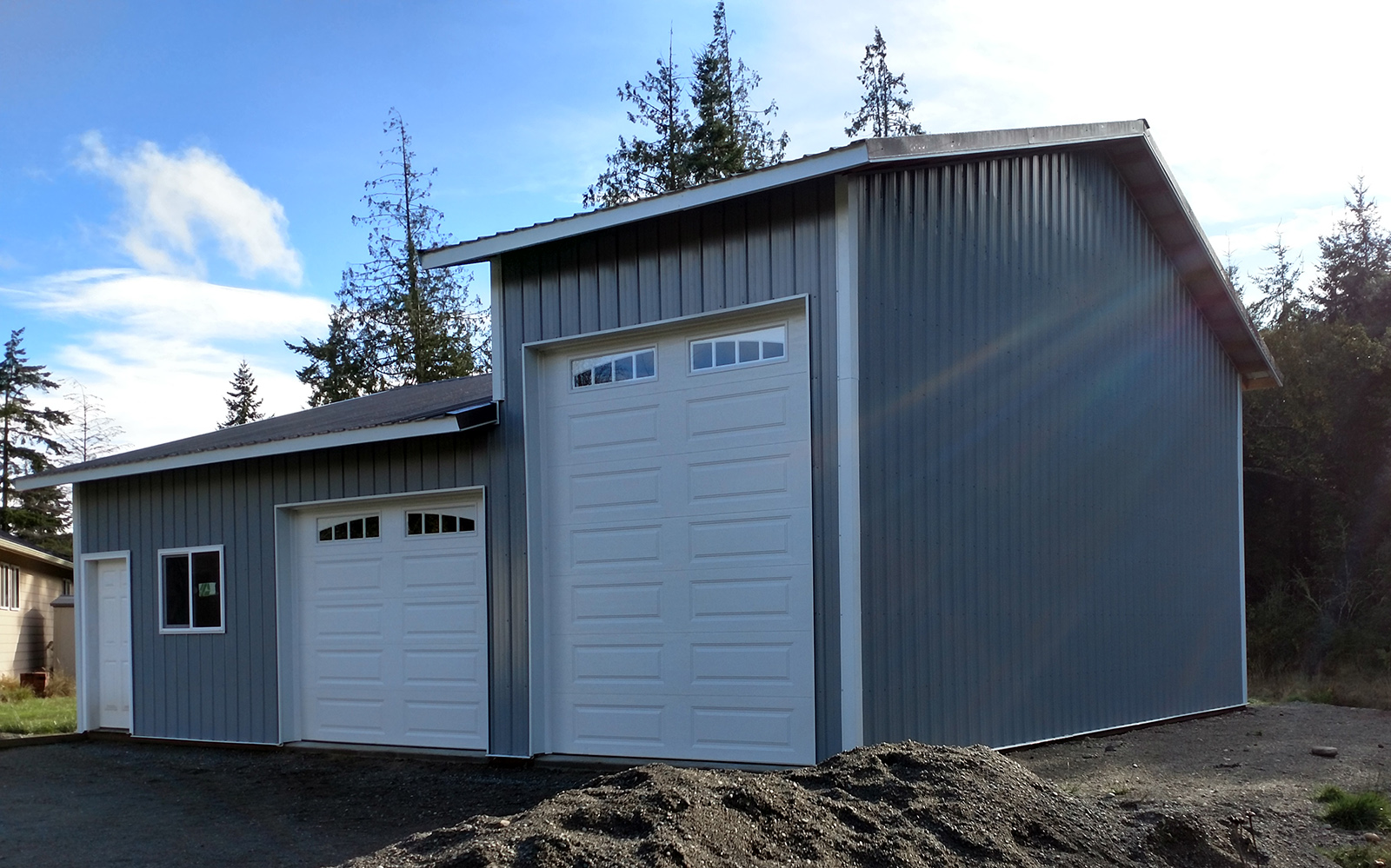 Garage, RV Storage And Shop