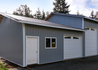 28.  Garage, RV storage and shop