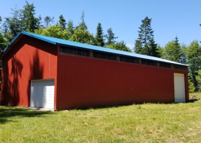 39. Barn and storage