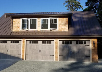 42B. Three car garage and bonus room